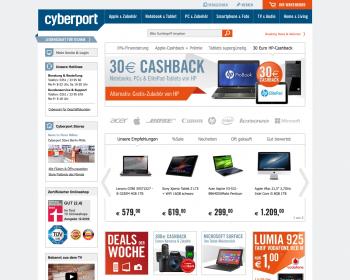 Cyberport Screenshot