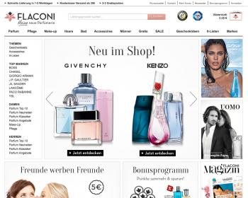 Flaconi Screenshot