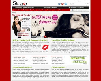 SinEros Screenshot